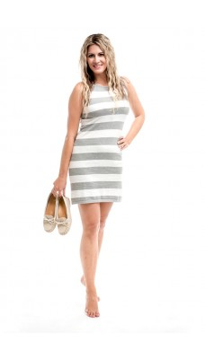 GARDEN PARTY Fine Knit Summer Dress