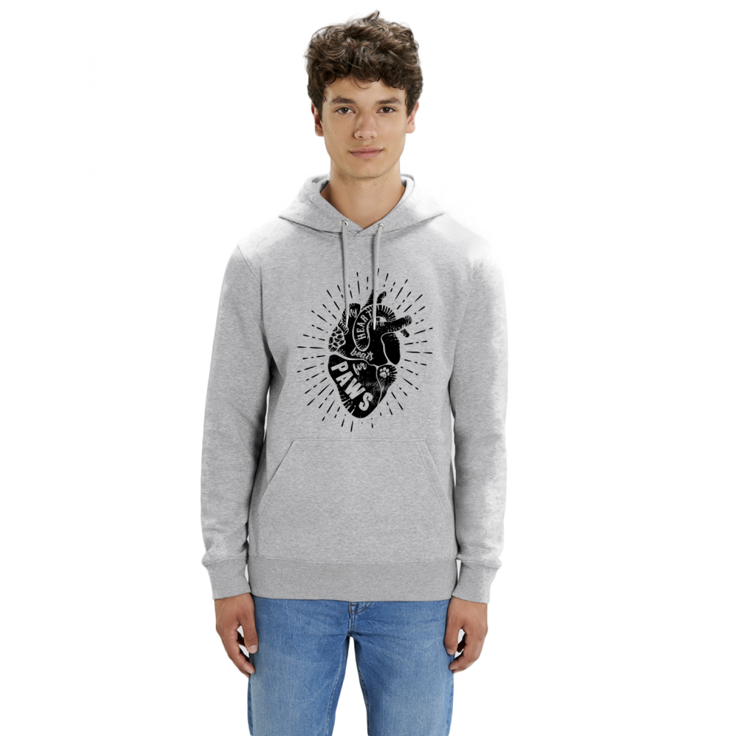 HEART FOR PAWS Hoodie (Charity Project)