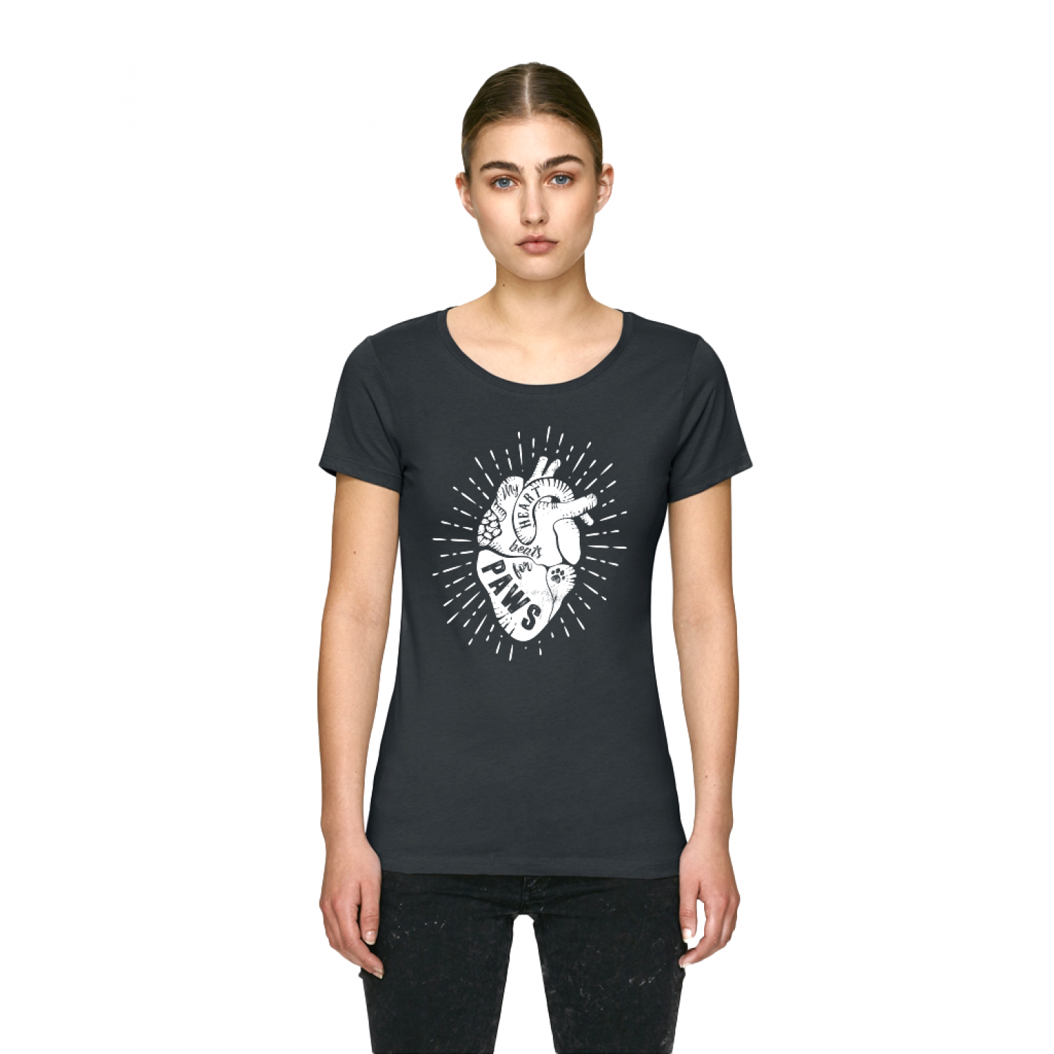 HEART FOR PAWS T-Shirt (Charity Project)