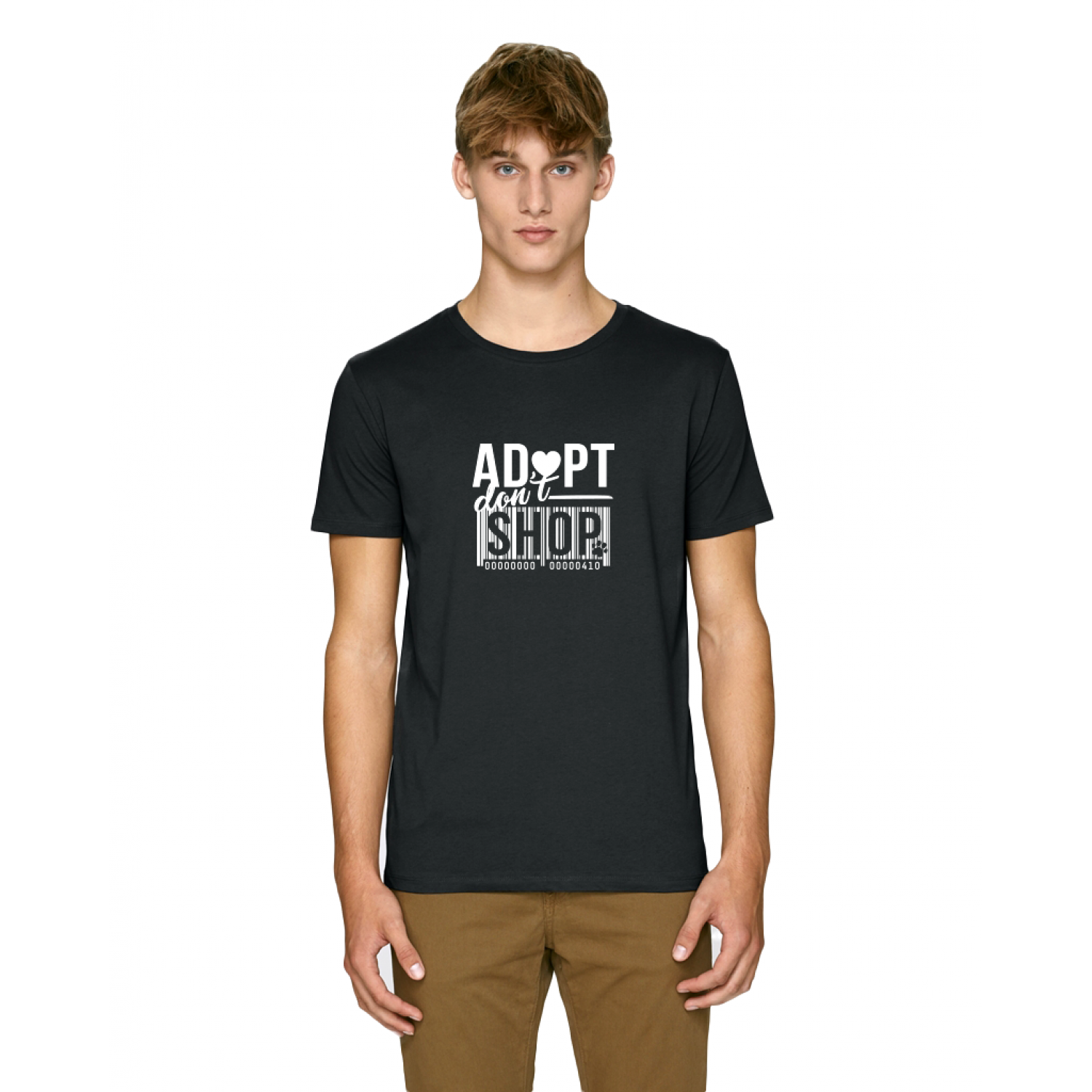 ADOPT DON'T SHOP T-Shirt (Charity Project)