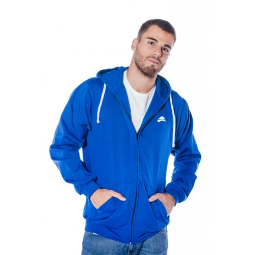 SIGNATURE BLUE  Hoody Zipper