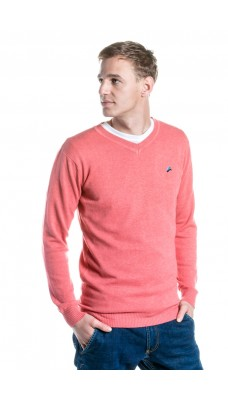 CORAL  Pullover