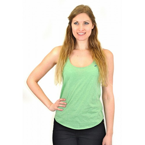 MISTY GREEN Beach Tanktop