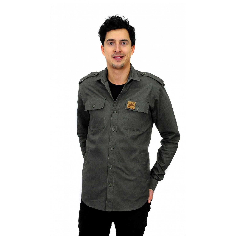 LA REVOLUCION Army Style Jacket