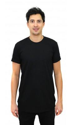 BAMBOO BLACK BASIC  T-Shirt
