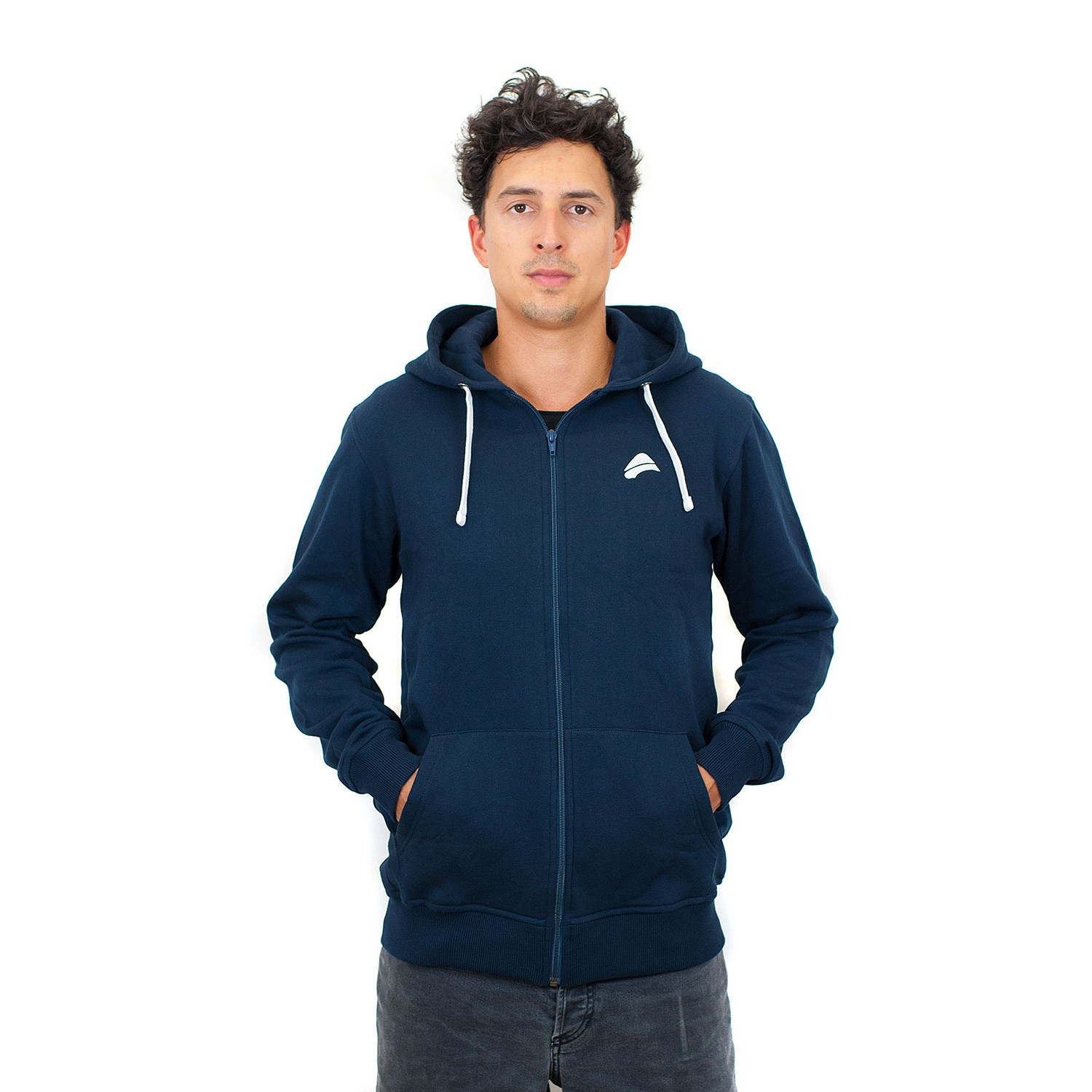 SIGNATURE NAVY Zipper